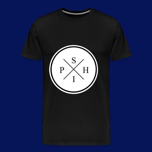 'S-H-I-P' Mens T-shirt - Men's Premium T-Shirt