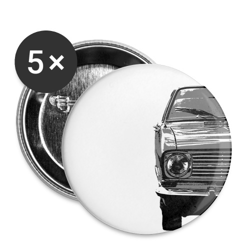 Kadettbutton - Buttons klein 25 mm