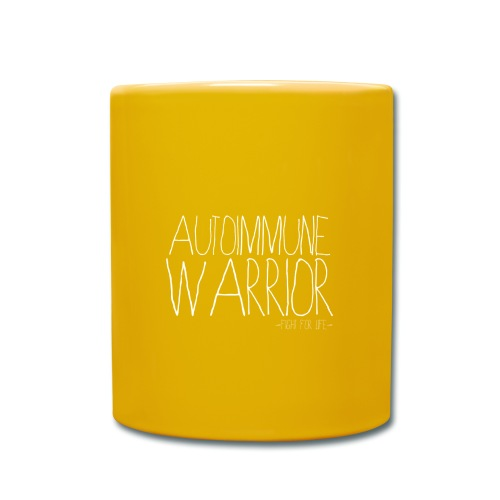 Tasse Autoimmune Warrior - Mug uni