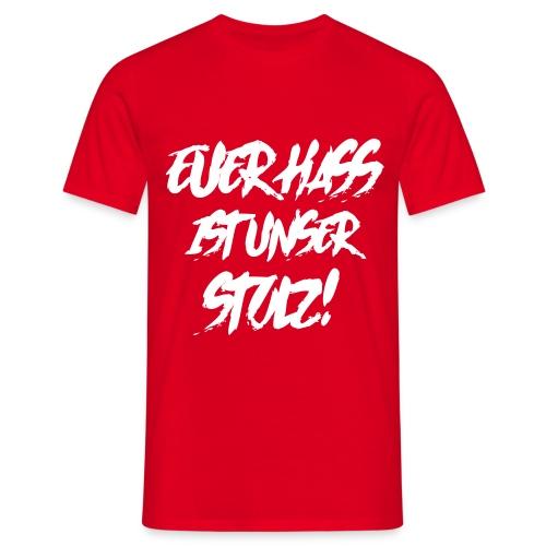 Euer Hass Grunge - Männer T-Shirt