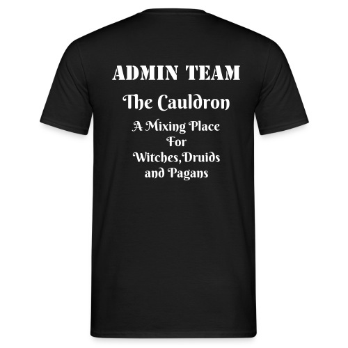 TC Admin T - Shirt (Men) - Men's T-Shirt