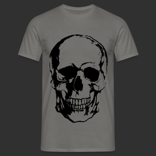 Men's Skull T-Shirt V2 - Men's T-Shirt