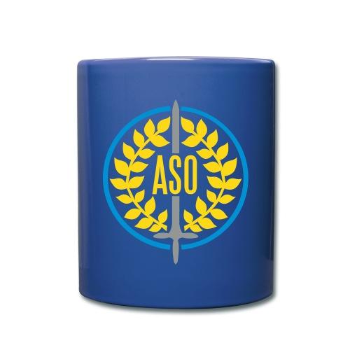 ASO Mug - Tasse einfarbig