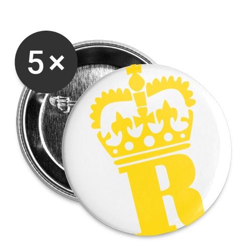 Przypinka Revert - Przypinka mała 25 mm (pakiet 5 szt.)