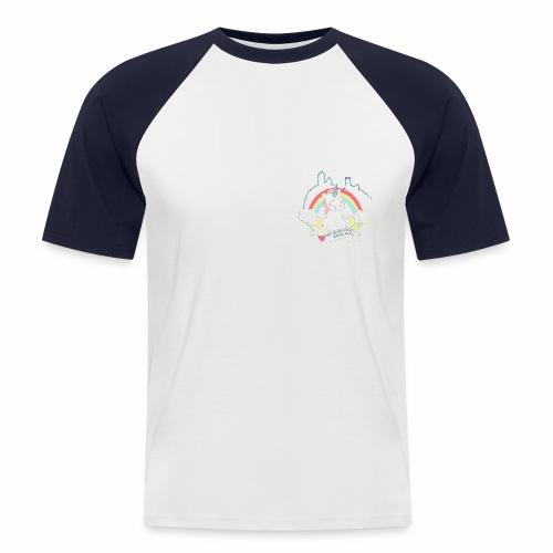 Herren D - Männer Baseball-T-Shirt
