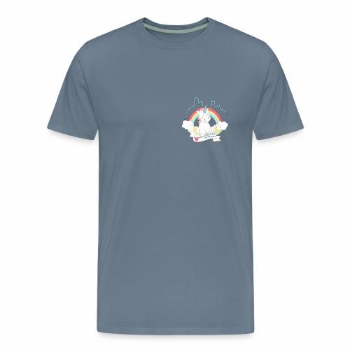 Herren B - Männer Premium T-Shirt