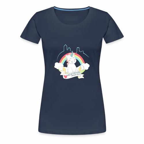 Damen C - Frauen Premium T-Shirt