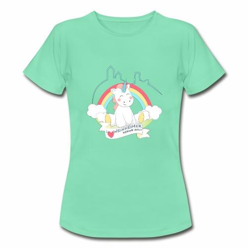Damen - Frauen T-Shirt