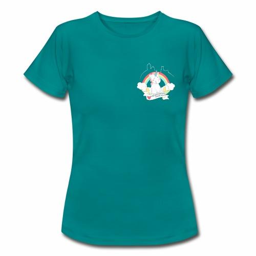 Damen A - Frauen T-Shirt