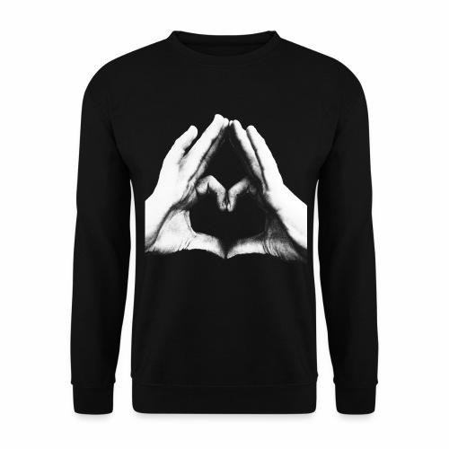 Electronic Love - Pullover - Männer Pullover