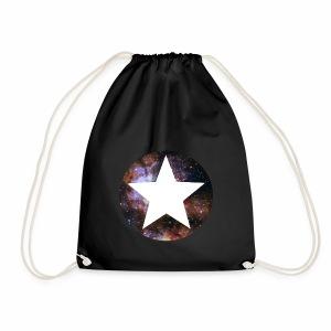 Stardust Stern - Turnbeutel - Turnbeutel