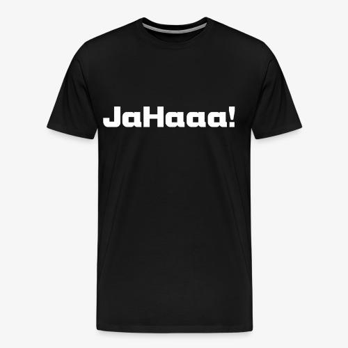 T-Shirt JaHaaa - Männer Premium T-Shirt