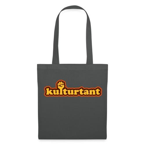 KULTURTANT - Tygväska
