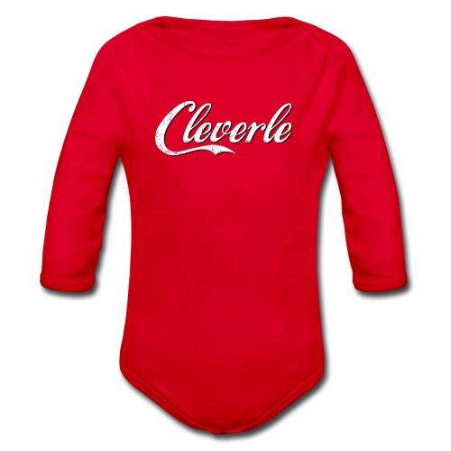 Cleverle - Schdrambler - Baby Bio-Langarm-Body