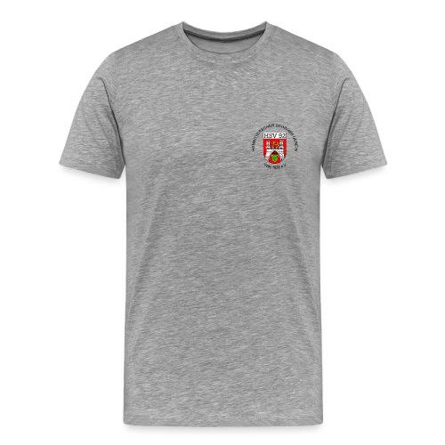 Vereins-T-Shirt, weiß, Männer - Männer Premium T-Shirt