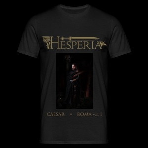 HESPERIA Caesar - The italic past is Alive T-Shirt - Men's T-Shirt
