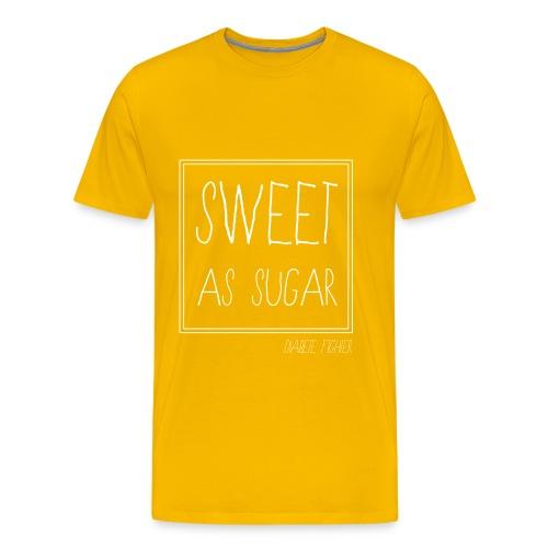T Shirt Homme diabète - T-shirt Premium Homme
