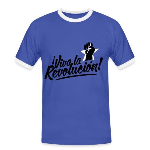 ViVa La Revolucion - T-shirt contrasté Homme