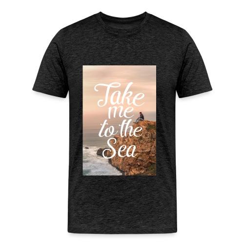 Take me to the Sea, Normal - Männer Premium T-Shirt