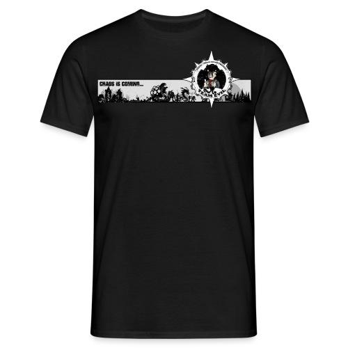 Shirt -Man- Chaoslager2017 - Männer T-Shirt