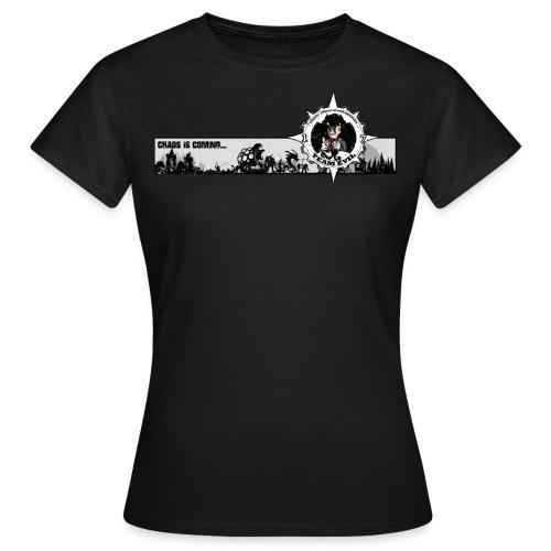 Shirt -Girly- Chaoslager2017 - Frauen T-Shirt