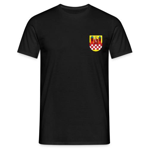 Rundhals T-Shirt - Männer T-Shirt