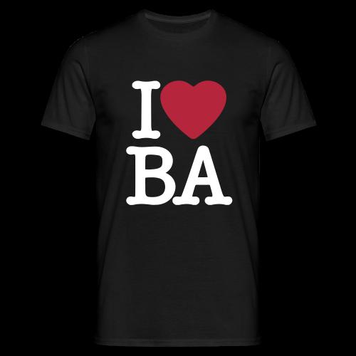 I Love Bamberg - Männer T Shirt von B&C - Männer T-Shirt