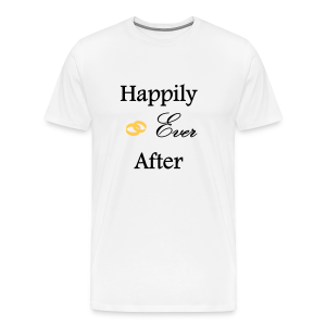 T shirt homme Happily ever After - T-shirt Premium Homme
