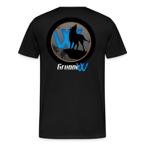 Premium T-Shirt Gamescom 2017 Version 3 - Männer Premium T-Shirt