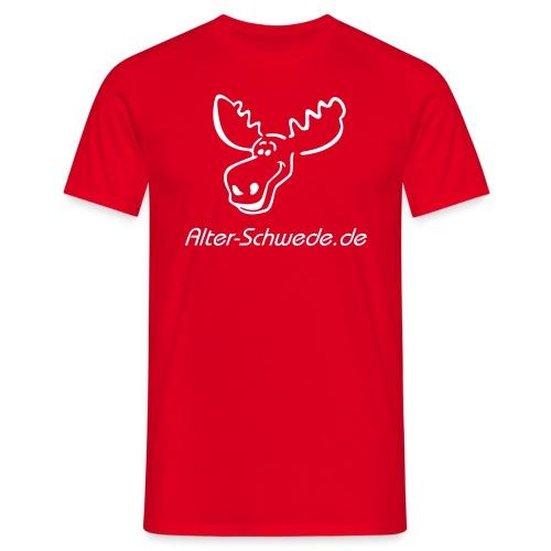 Elch T Shirt S M L XL XXL XXXL Alle Farben! - Männer T-Shirt