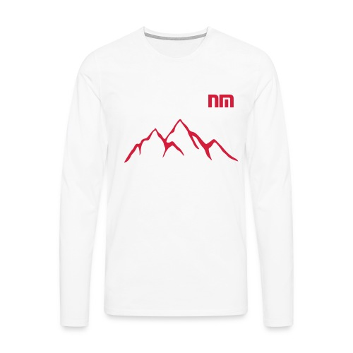 NM Shirt - Men's Premium Longsleeve Shirt