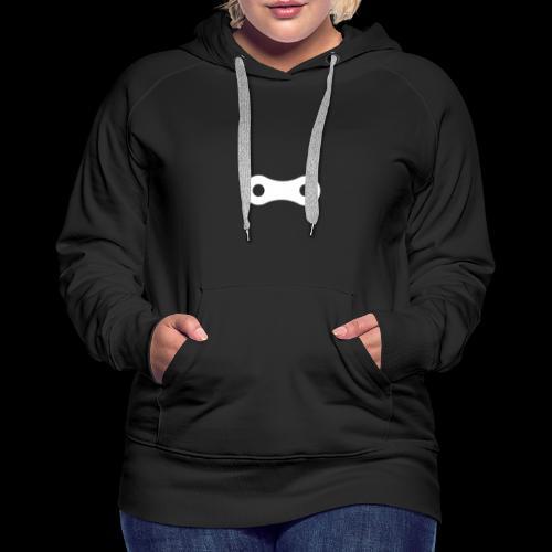 Chain Hoodie (Women) - Bluza damska Premium z kapturem