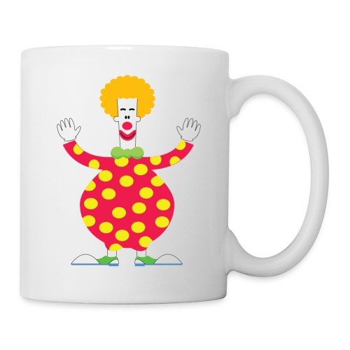 Clown Mug - Mug
