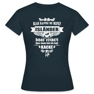 Isländer - Shirt - Frauen T-Shirt