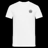 T-shirts ~ T-shirt herr ~ T-shirt FIOH med logga och text