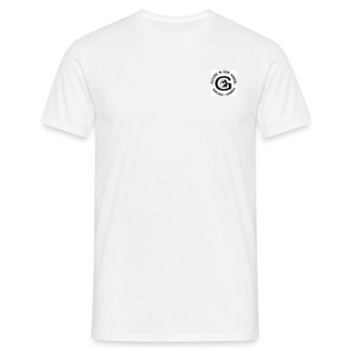 T-shirt FIOH med logga och text - T-shirt herr