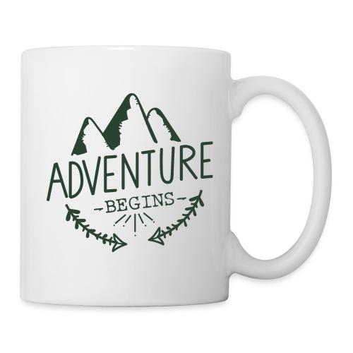 Tazza Adventure Begins - Tazza