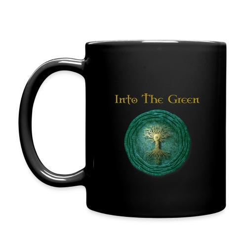 Kaffee oder Tee, Erdenstern ist immer dabei ;-) - Tasse einfarbig