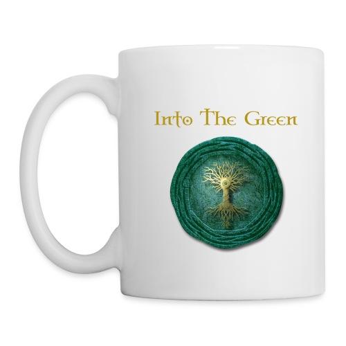 Kaffee oder Tee, Erdenstern ist immer dabei ;-) - Tasse