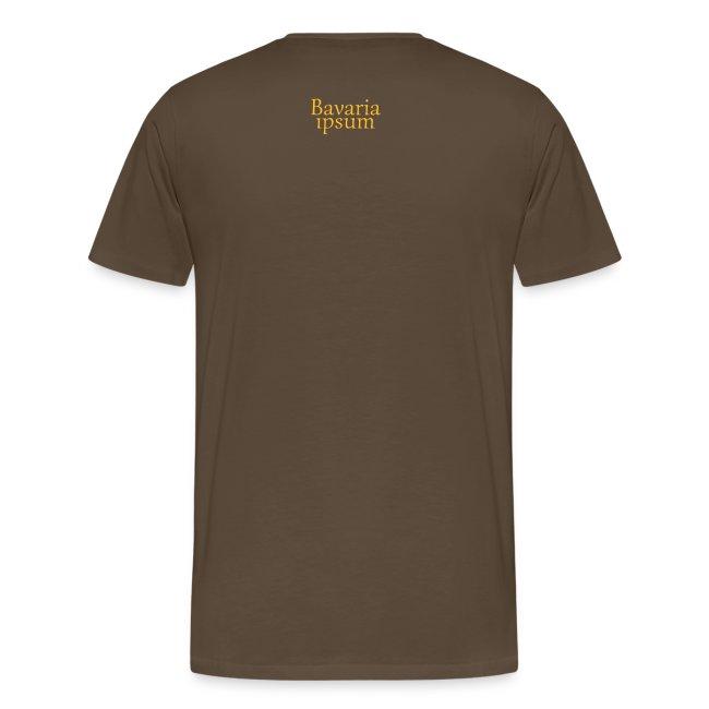Grantl-Shirt Hockableiba braun