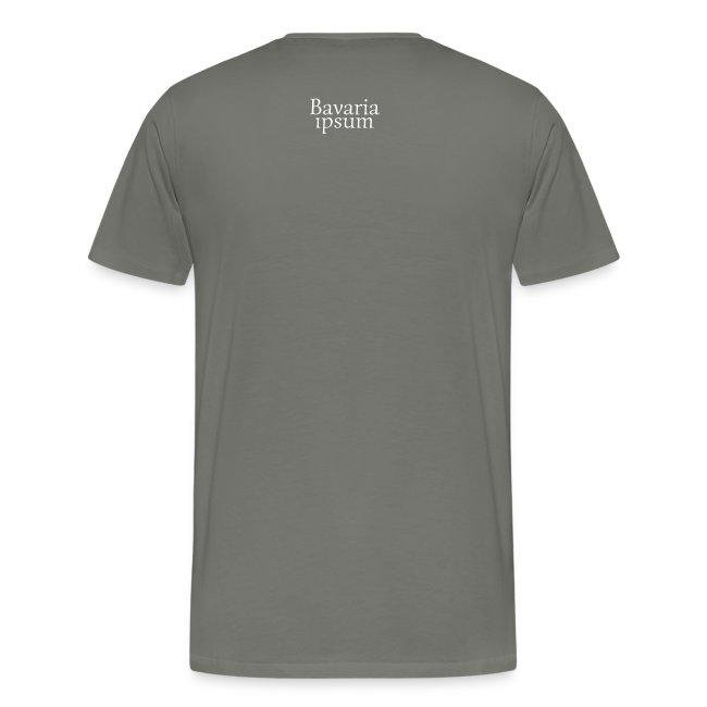 Grantl-Shirt mei Freindal goldgelb