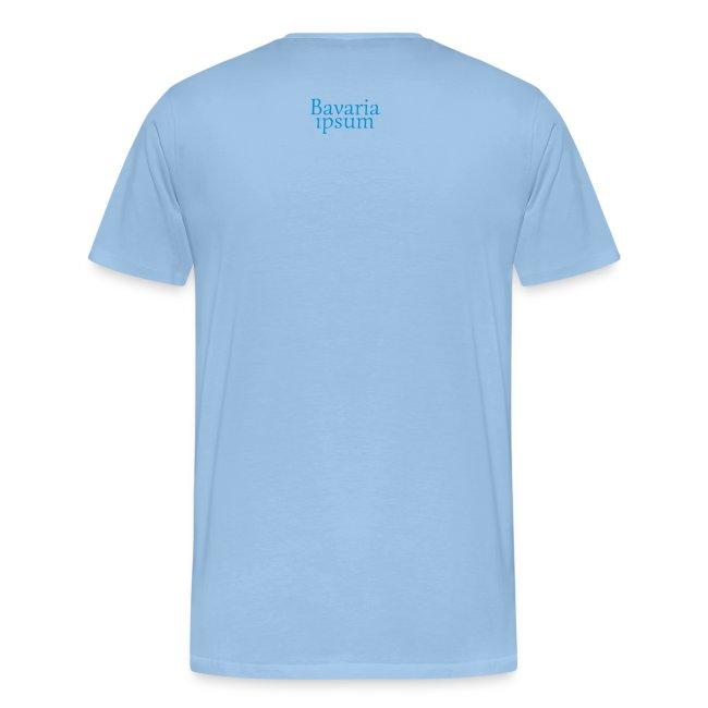 Grantl-Shirt Fieschkopf weiß-blau