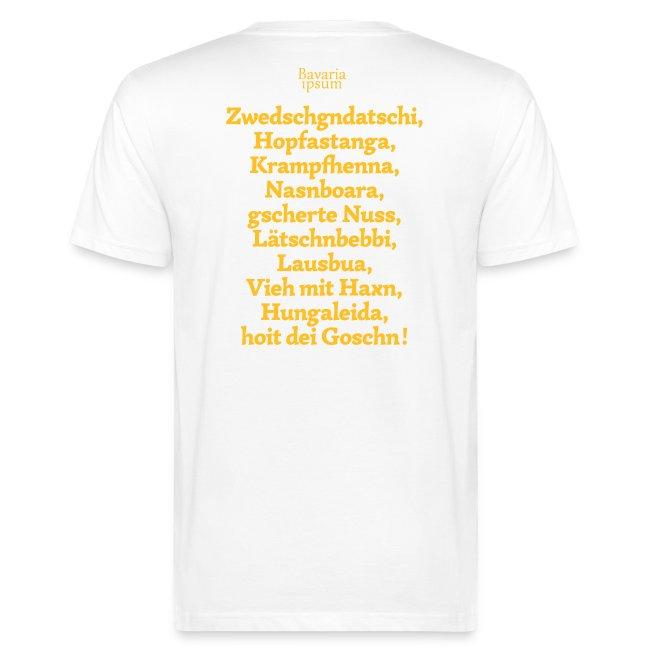 Grantl-Shirt #3 cranberry