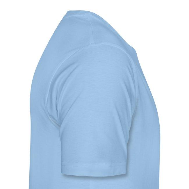 Grantl-Shirt #3 weiß-blau