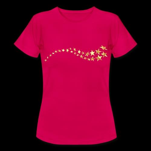 Sternschnuppen - Frauen T-Shirt