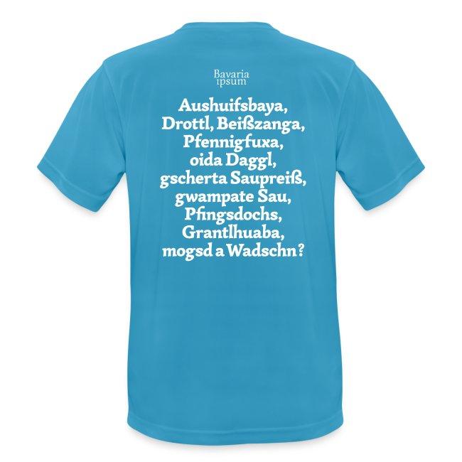 Grantl-Shirt #1 hellblau