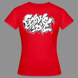 Smoke or Die (Bubble) - Frauen T-Shirt