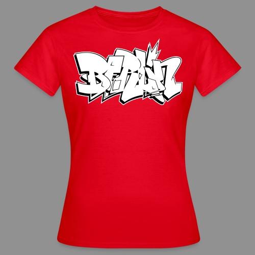 Berlin (Quer) - Frauen T-Shirt