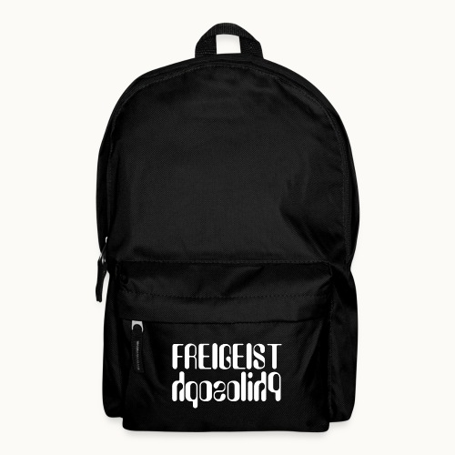 Freigeist Philosoph - Rucksack