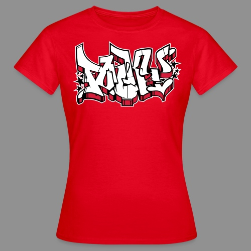 Funky (3 Farbig) - Frauen T-Shirt